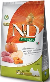 Farmina N&D Pumpkin Boar & Apple Mini 2.5kg