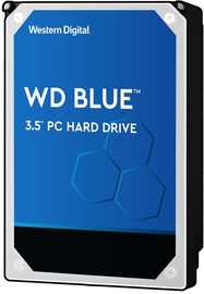 "Western Digital Blue 3.5"" PC Hard Drive 2TB 256MB 5400RPM WD20EZAZ"