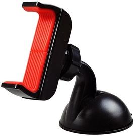 Maclean MC-658 Universal Car Phone Holder Black/Red