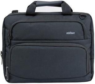 Сумка для ноутбука Addison 306015, черный, 15.6″
