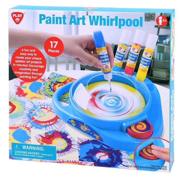 Rinkinys PlayGo Paint Art Whirlpool 8526