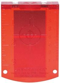 Bosch Laser Target Red