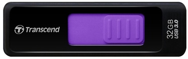 Transcend Jet Flash 760 32GB USB3.0 Black/Purple