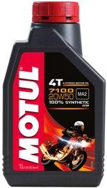 Motul 7100 4T 20W50 Motor Oil 1l