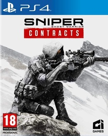 Игра для PlayStation 4 (PS4) Sniper Ghost Warrior Contracts PS4