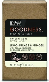 Baylis & Harding Goodness Soap 200g Lemongrass/Ginger