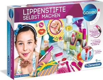 Mänguasi ilukomplekt Clementoni Lipstick Making Kit 59117.6