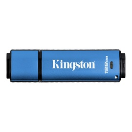 USB-накопитель Kingston DTVP30/128GB, 128 GB