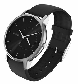 Withings Move Timeless Chic Black Silver