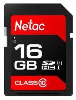 Карта памяти Netac P600, 16 GB