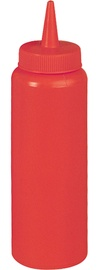 Stalgast Sauce Dispenser 0.7l Red