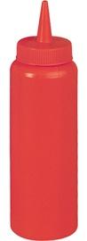 Stalgast Sauce Dispenser 0.7l Red