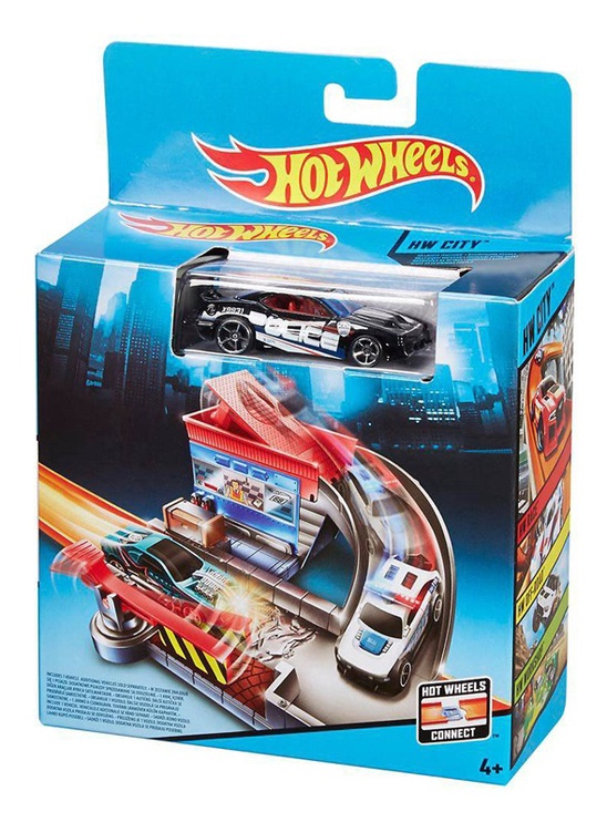 MÄNGUAUTO HOT WHEELS CDM44