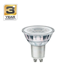 SPULDZE LED 36D 6W GU10 WW ND 460LM (STANDART)