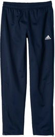 Adidas Tiro 17 Training Pants JR BQ2621 Navy 152cm