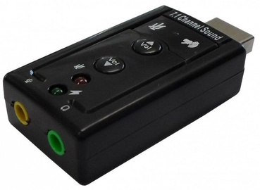 Savio AK-01 Sound Card USB 7.1