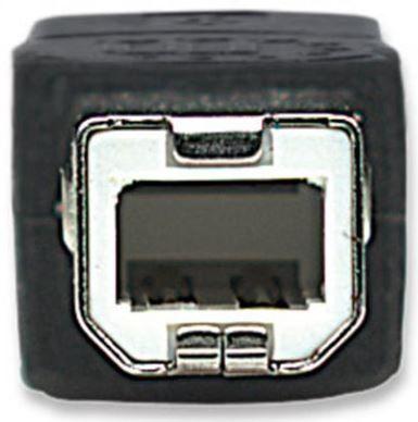 Manhattan Cable USB to USB Black 5m
