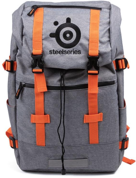 SteelSeries Scout Notebook Backpack 15.6'' Grey