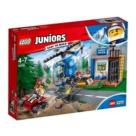 Konstruktor LEGO Juniors Mountain Police Chase 10751