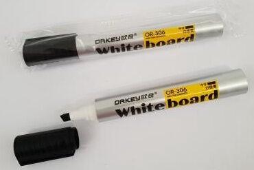 Baltās tāfeles marķieris Avatar White Board Marker OR-306 Black