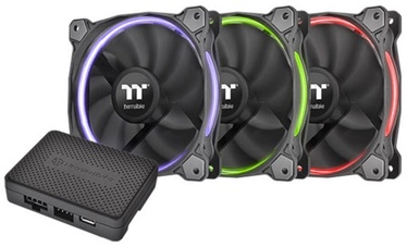 Thermaltake Riing 12 RGB Fan TT Premium Edition 3-Pack CL-F049-PL12SW-A