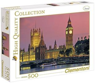 Clementoni Puzzle London 500pcs 30378