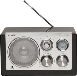 Kaasaskantav raadio Denver TR-61 MK2 Black