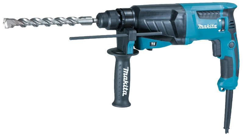 Elektrinis perforatorius Makita HR2630J, 800 W