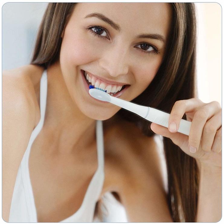 Elektrinis dantų šepetėlis Oral-B Pulsonic SlimOne 2200
