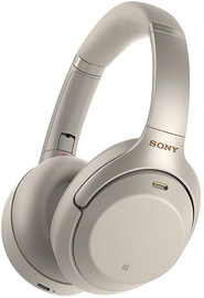 Sony WH-1000XM3 Bluetooth Headphones Silver