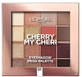 L´Oreal Paris Paradise Pastel Eyeshadow Palette Cherry My Cheri 17g