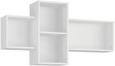 Tuckano Bella 09 Shelf 1210x650x290mm White