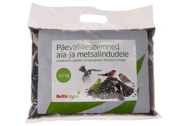 Päevalilleseemned aia- ja metsalindudele Baltic Agro, 2,5 kg