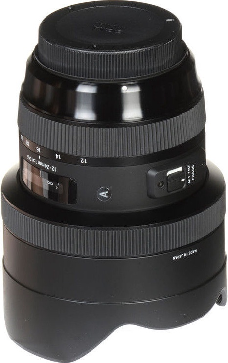 Sigma 12-24mm f/4.0 DG HSM Art for Canon