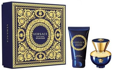 Набор для женщин Versace Dylan Blue Femme 2pcs Set 80 ml EDP