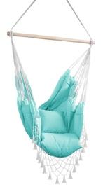 Šūpuļtīkls-krēsls AmeliaHome Tygo, zila