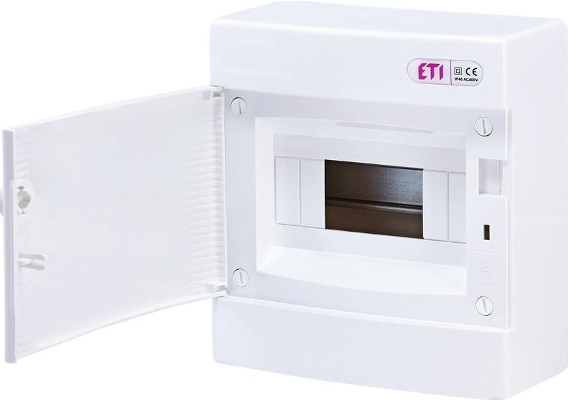 Modulinis skydas ETI ECT8PO, 8 modulių, IP40