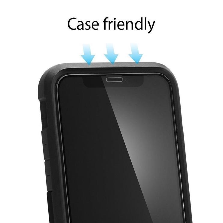 Spigen Slim Screen Protector For Apple iPhone X/XS Black