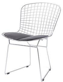Signal Meble Chair Fino Chrome/Black