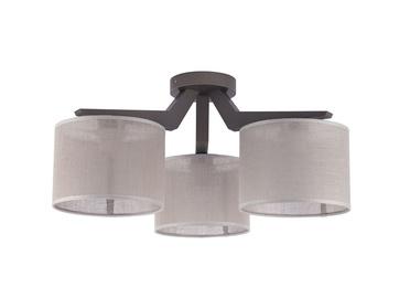 LAMPA GRIESTU DOVE GRAY 1763 3X60W E27 (TK LIGHTING)