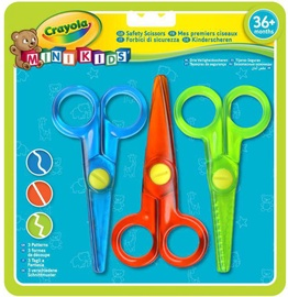Crayola Minikids Scissors 3pcs