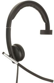 Ausinės Logitech H650e Mono Black