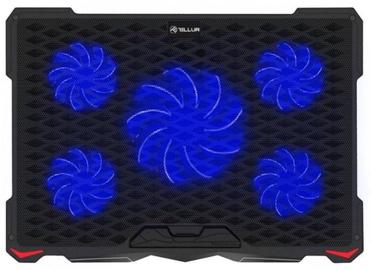 Вентилятор ноутбука Tellur Basic, 41.5 см x 29.5 см x 2.5 см