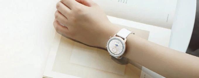 Išmanus laikrodis Xiaomi Amazfit GTR 42mm Glitter Edition