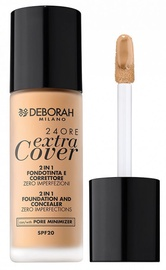 Deborah Milano 24Ore Extra Cover Foundation SPF20 30ml 03