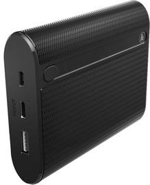 Uzlādēšanas ierīce – akumulators Hama X10, 10400 mAh, melna