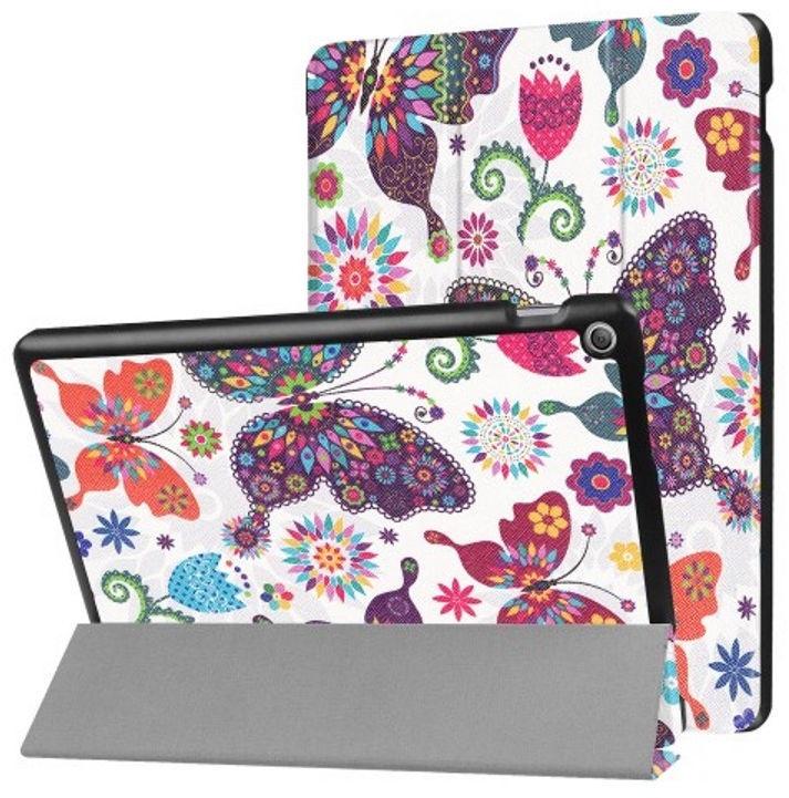 TakeMe Eco-leather Book Case For Asus Zenpad 10'' Z301MFL/Z301ML Multicolor