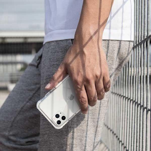 Uniq Combat Back Case For Apple iPhone 11 Pro Max White