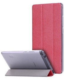 TakeMe Texture Book Case For Huawei MediaPad T3 7.0 Red