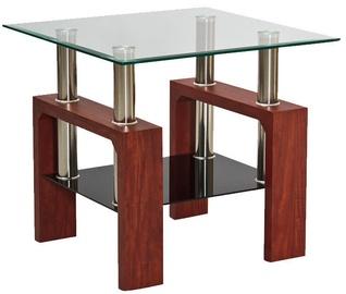 Signal Meble Coffee Table Lisa D 60x60cm Cherry